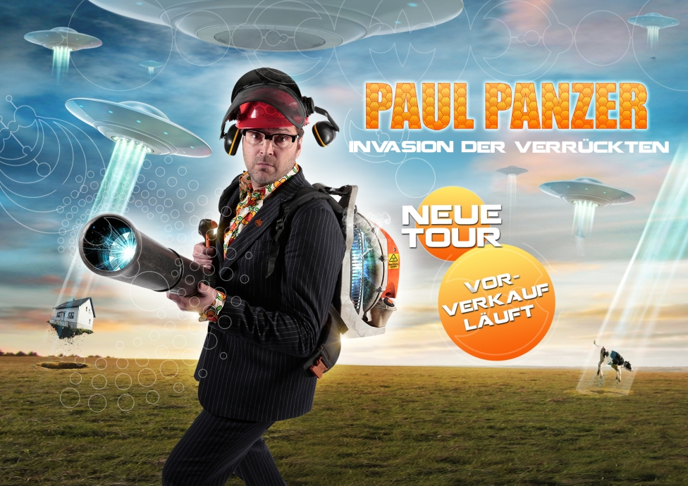 Paul Panzer Tour